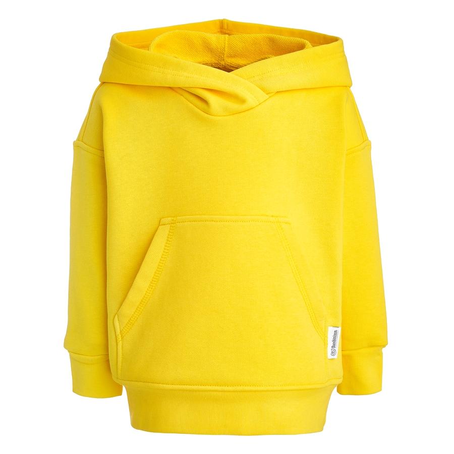 Оверсайз-худи «Желтое» Bambinizon