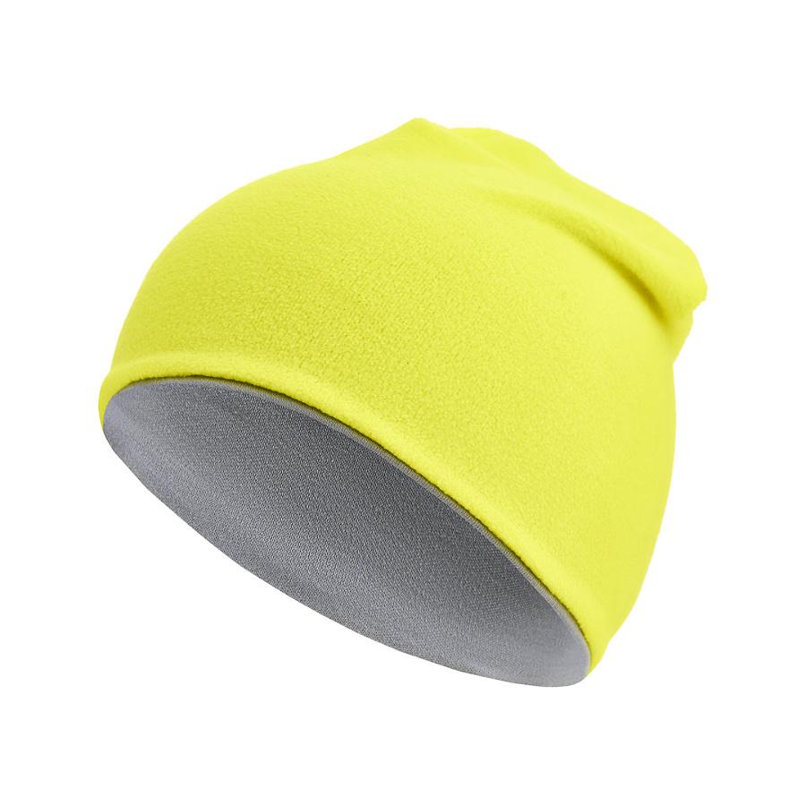 Флисовая шапка «Лимонная» Bambinizon
