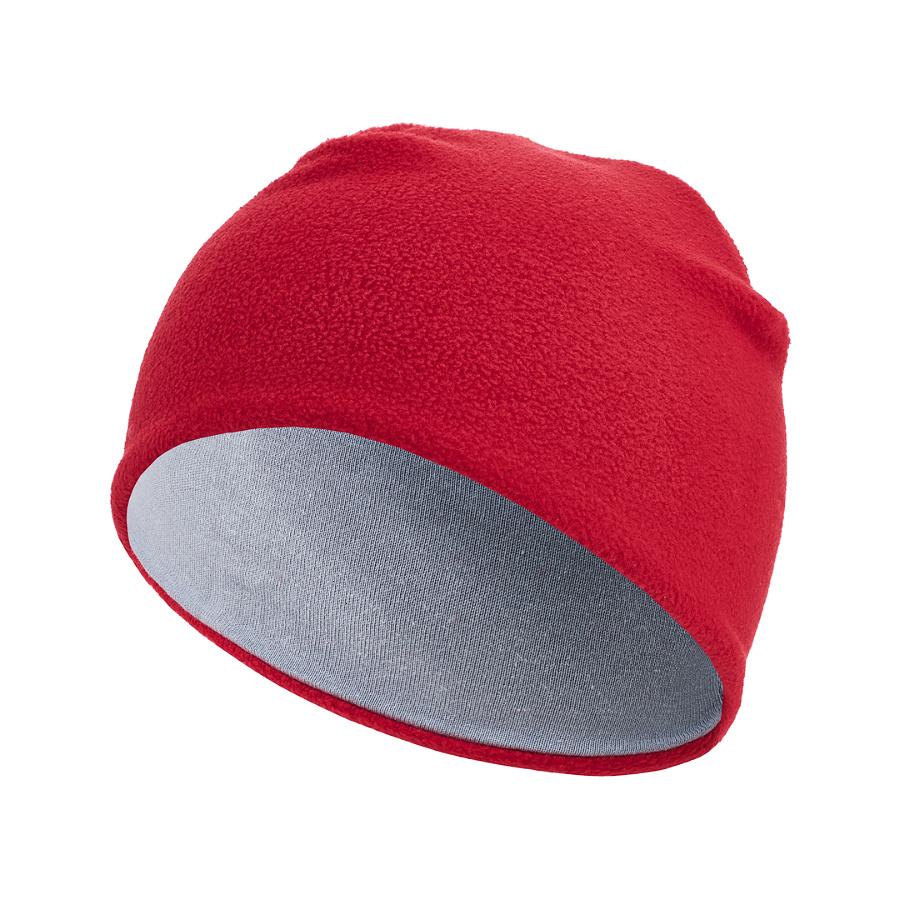 Флисовая шапка «Бордовая» Bambinizon