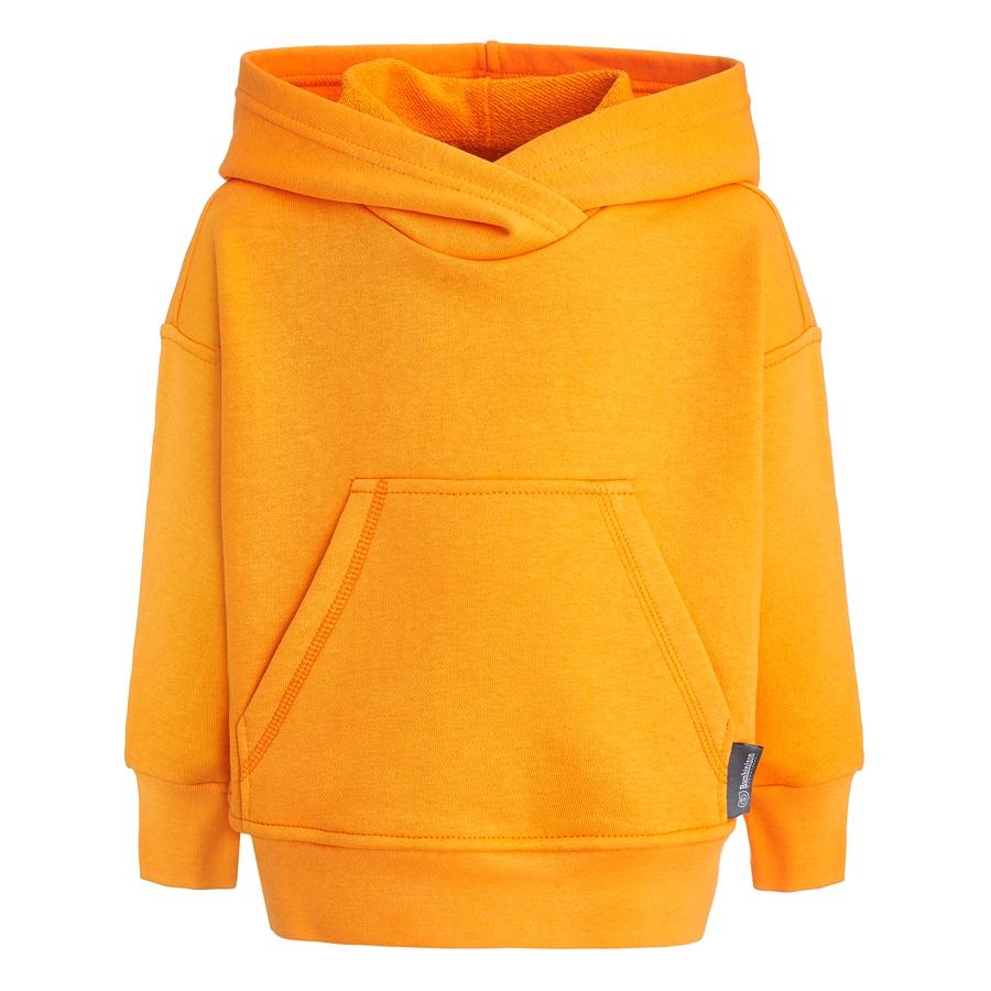 Оверсайз-худи «Оранжевое» фото