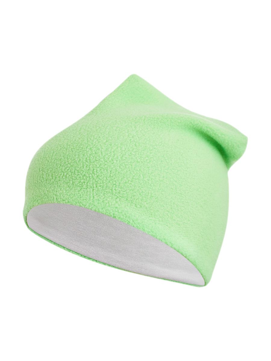 Флисовая шапка Мята Bambinizon