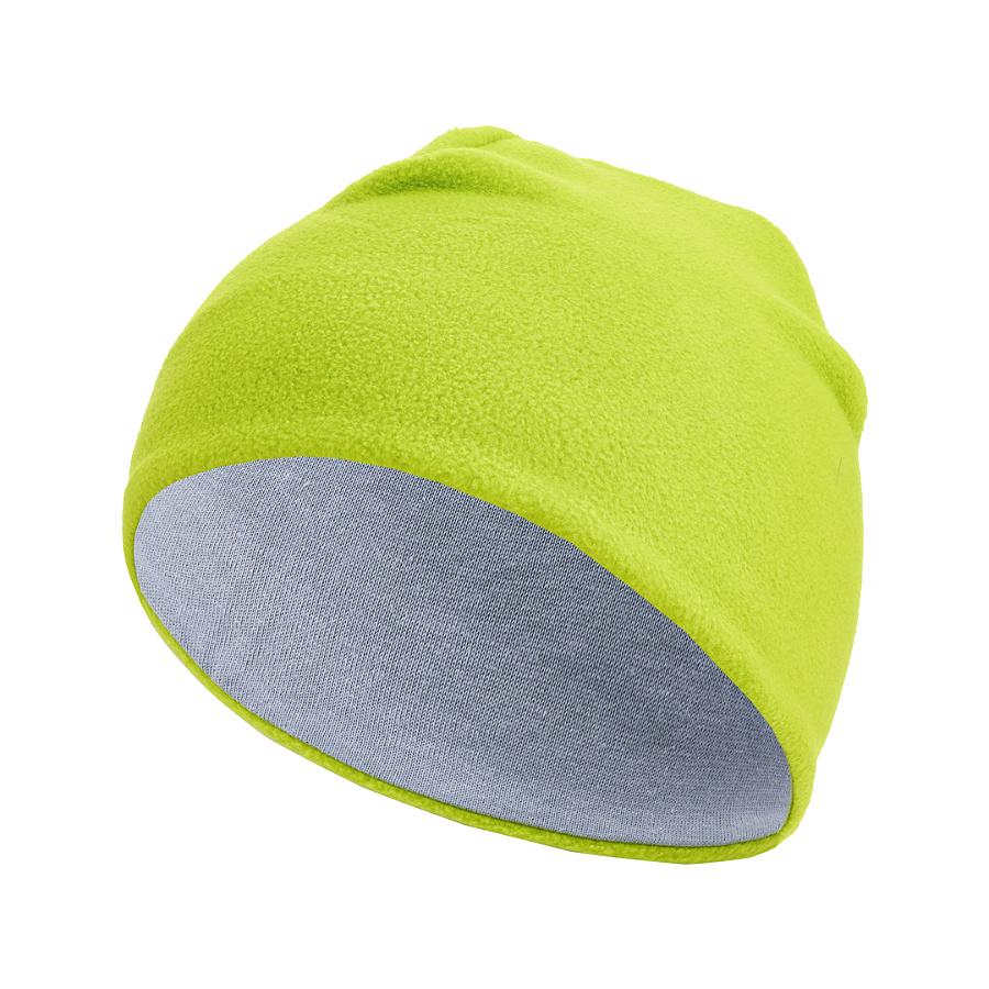 Флисовая шапка «Зеленое яблоко» Bambinizon
