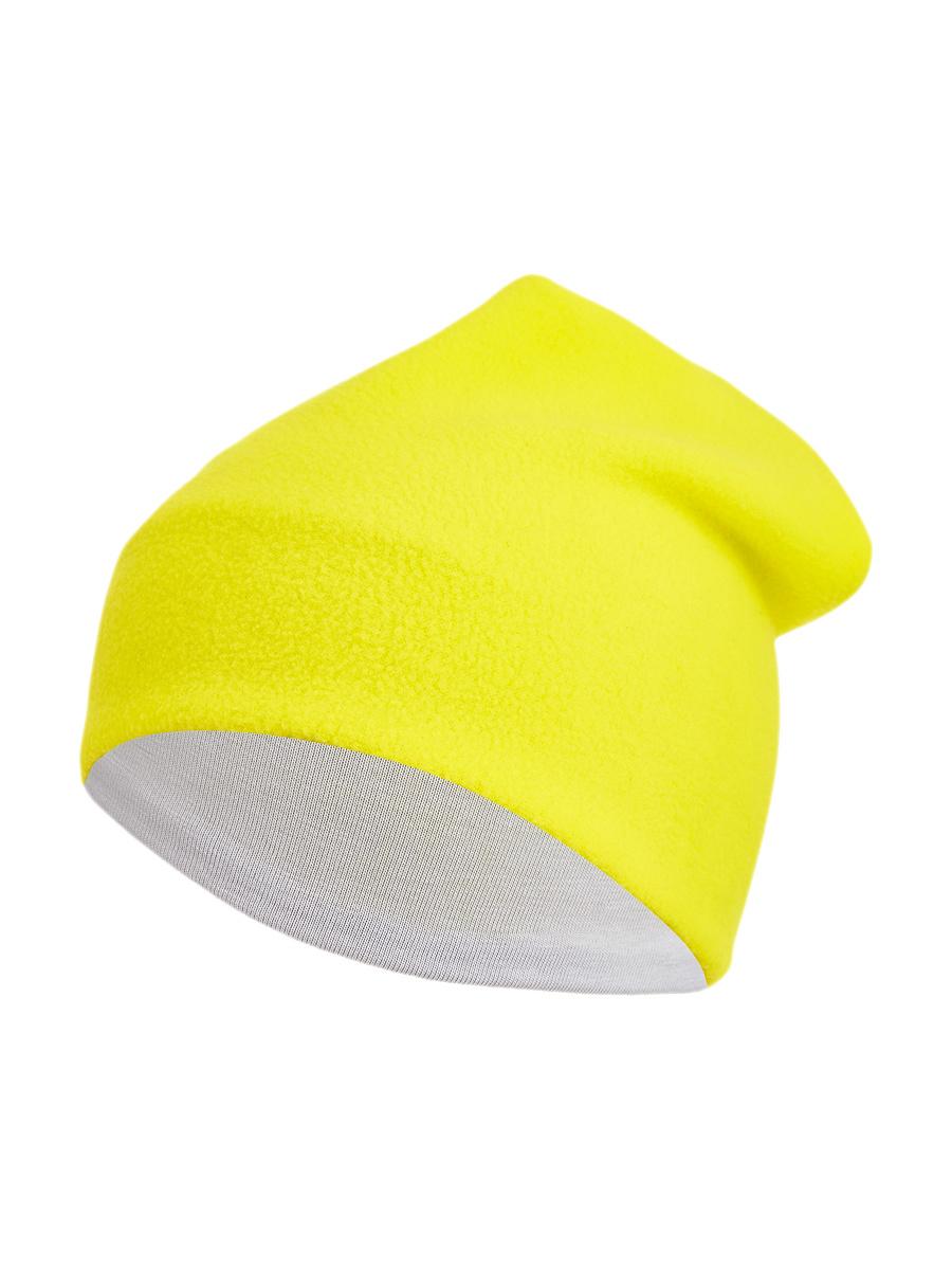 Флисовая шапка Лимонная Bambinizon